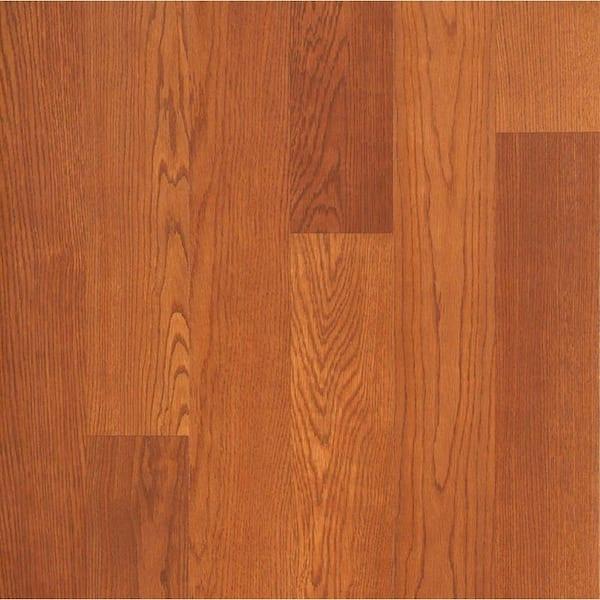 Hampton Bay Brasstown Oak 8 Mm Thick X, Hampton Bay Laminate Flooring