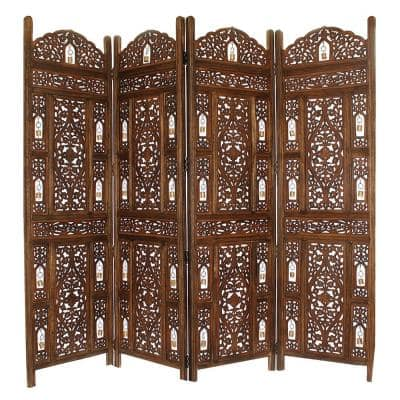 The Urban Port Room Dividers Home Decor The Home Depot