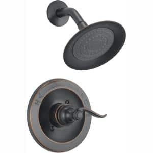 Windemere 1-Handle Shower Only Faucet Trim Kit in Oil Rubbed Bronze (Valve Not Included)