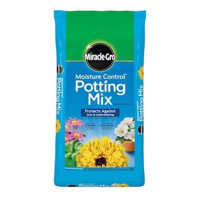 Moisture Control 50 qt. Potting Soil Mix