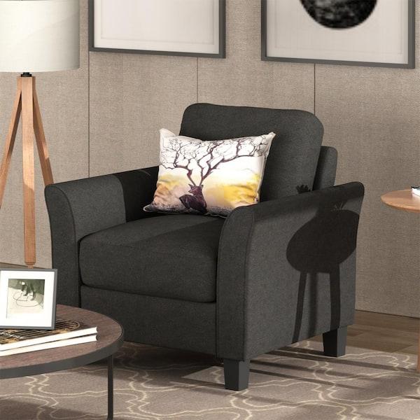Boyel Living Black Room, Black Living Room Furniture