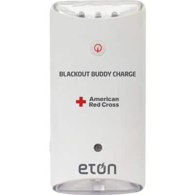 American Red Cross Blackout Buddy Charge Smartphone Charging Emergency Flashlight and Night Light