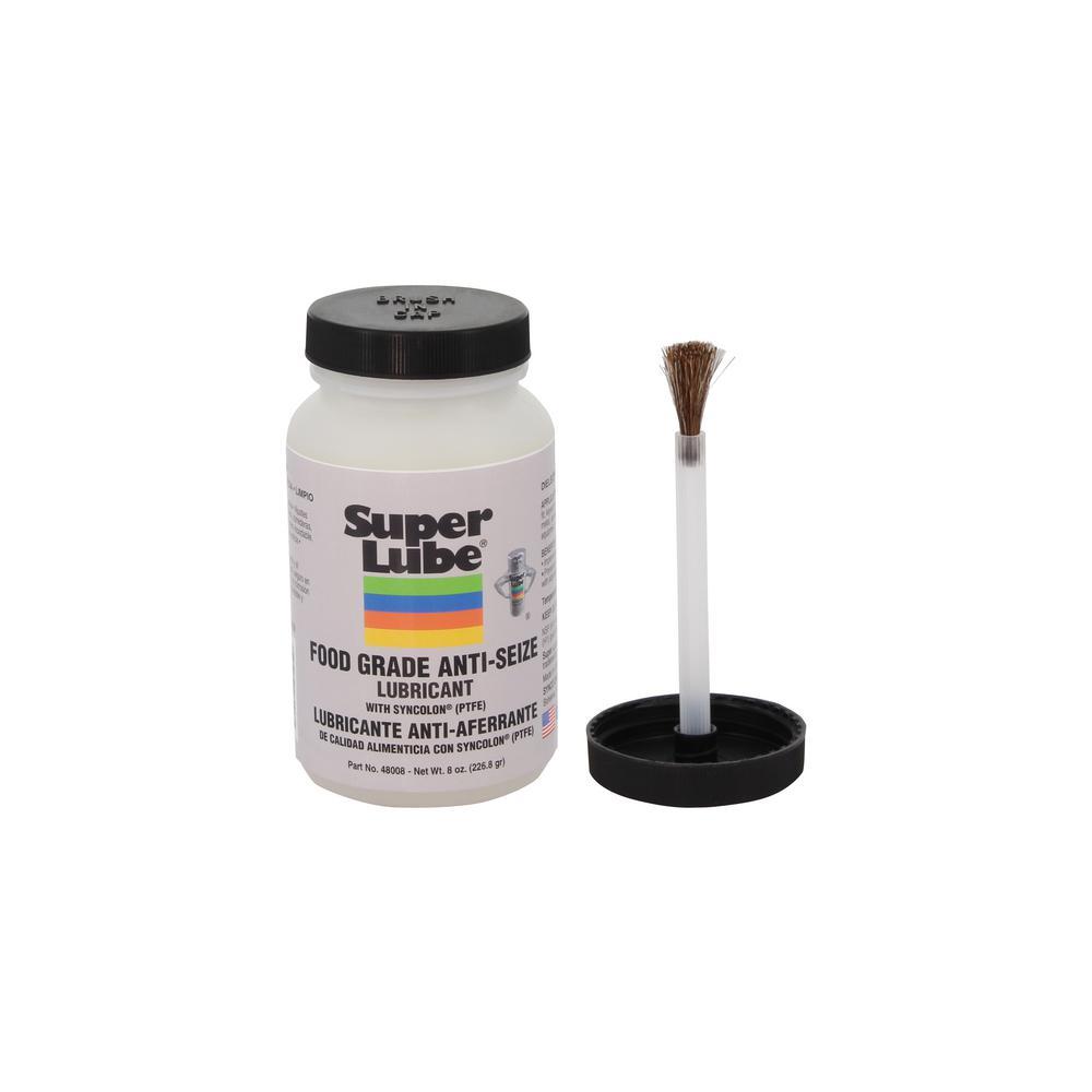 8 oz. Food Grade Anti-Seize Lubricant Bottle with Syncolon (PTFE)