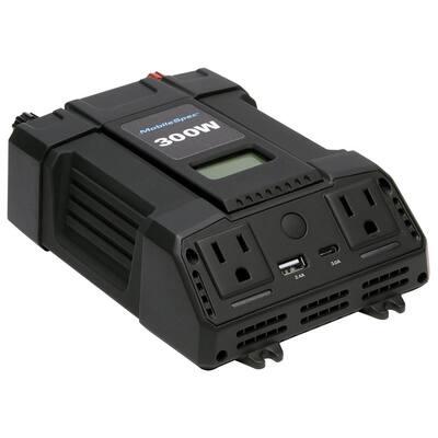 300-Watt Power Inverter