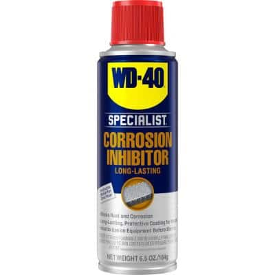6.5 oz. Corrosion Inhibitor, Long-Lasting Anti-Rust Spray