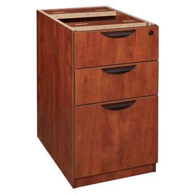Legacy Cherry Box Box File Pedestal