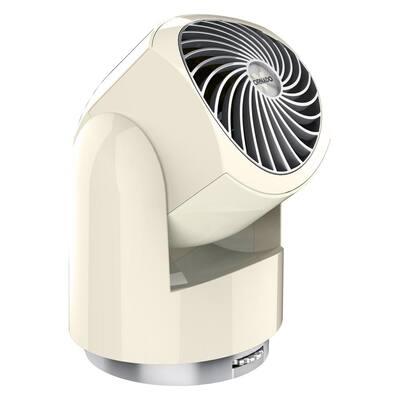 Flippi V10 Compact Air Circulator Fan, Vintage White