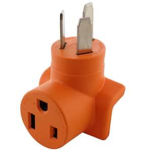 50 Amp Welder Outlet 10-50 Plug to 50 Amp 6-50 Welder Adapter