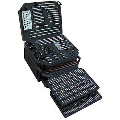 326-Piece Master Drill Bit Set