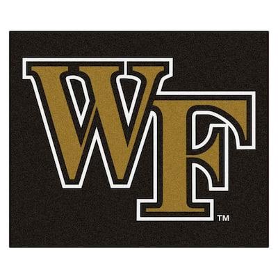 Wake Forest University 5 ft. x 6 ft. Tailgater Rug
