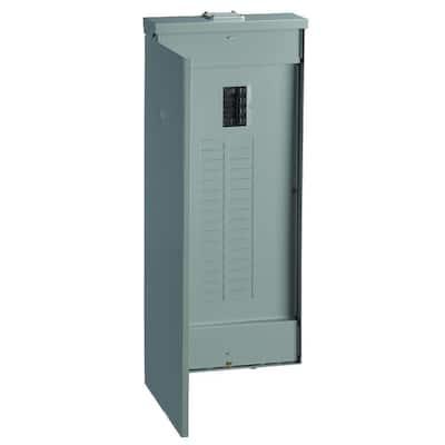 PowerMark Gold 200 Amp 32-Space 40-Circuit Outdoor Main Breaker Load Center
