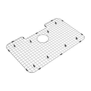 Quince 28.75 in. x 18 in. Kitchen Sink Grid in Stainless Steel