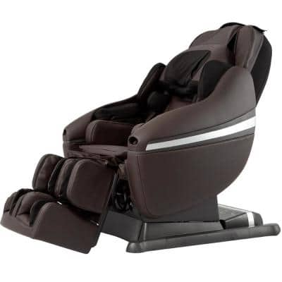 Inada Dreamwave Brown Series Reclining Massage Chair