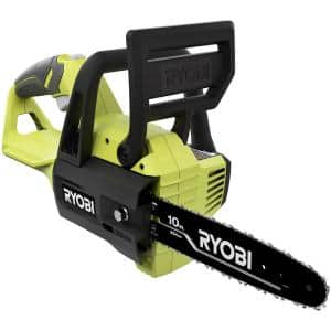 40V 10 in. Cordless Battery Chainsaw (Tool Only)