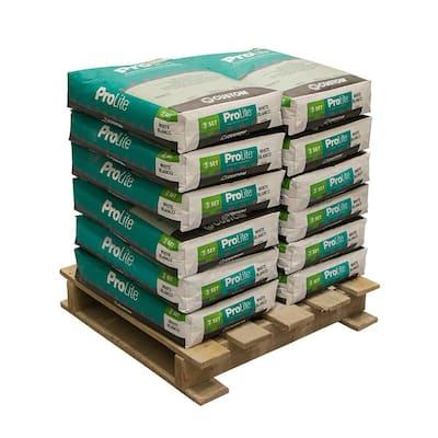 ProLite 30 lb. White Tile and Stone Mortar (12 Bags / Pallet)