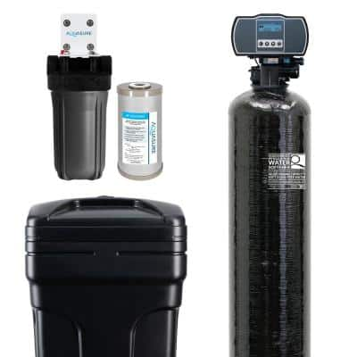 Harmony Series 48,000 Grain Electronic Metered Water Softener with Sediment and Carbon Pre-Filter