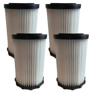 Think Crucial Replacement F4 Dust Cup Filters Fits Dirt Devil Washable Reusable Part 1mb1960b00 2me1950001 3me1950001 2 Pack F4 The Home Depot