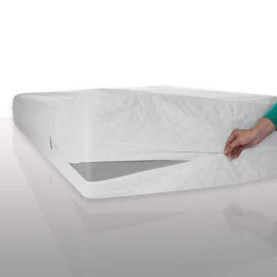 Bed Bug, Dust Mite and Water Proof Mattress Zip Cover