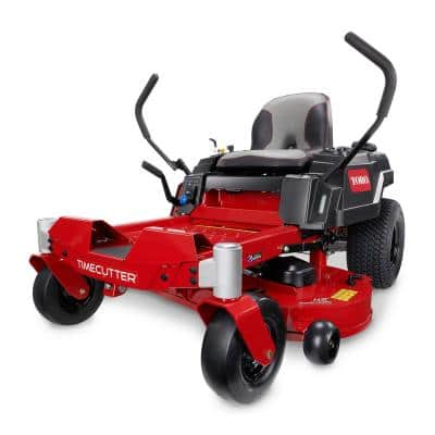 TimeCutter 42 in. IronForged Deck 22 HP Kohler V-Twin Gas Dual Hydrostic Zero-Turn Riding Mower with Smart Speed