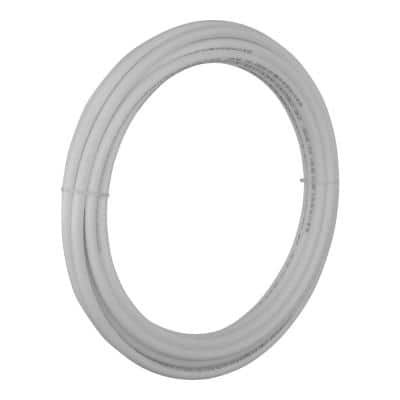 1/2 in. x 50 ft. Coil PERT White Pipe