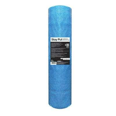 39.37 in. x 54.13 ft. Stay Put Surface Protector