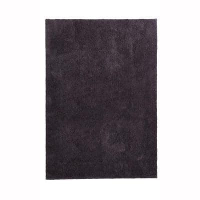 Ethereal Shag Graphite Charcoal 5 ft. x 7 ft. Indoor Area Rug