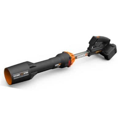 Nitro Power Share 40-Volt LEAFJET 620 CFM 125 MPH Cordless Battery Leaf Blower (4Ah Battery and Charger Included)