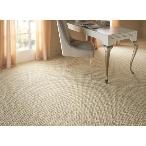 Reviews For Natural Harmony 6 In X 6 In Pattern Carpet Sample Crescendo Color Natural 328441 The Home Depot
