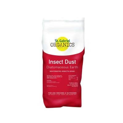 Insect Dust 4.4 lb. Diatomaceous Earth Indoor/Outdoor Crawling Insect Killer