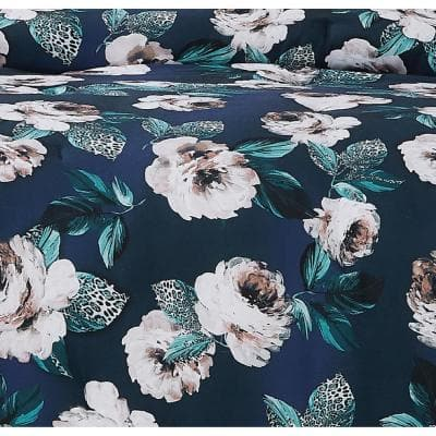 Mags Floral Comforter Set