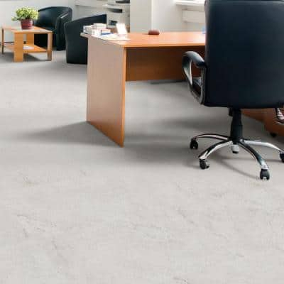 18 in. W x 18 in. L Clear Mind Loose Lay Luxury Vinyl Plank Flooring (36 sq. ft./case)