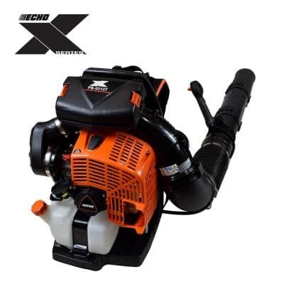 220 MPH 1110 CFM 79.9 cc Gas 2-Stroke Backpack Blower with Hip-Mounted Throttle