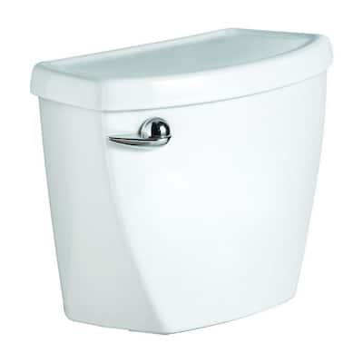 Cadet 3 1.28 GPF Single Flush Toilet Tank Only in White