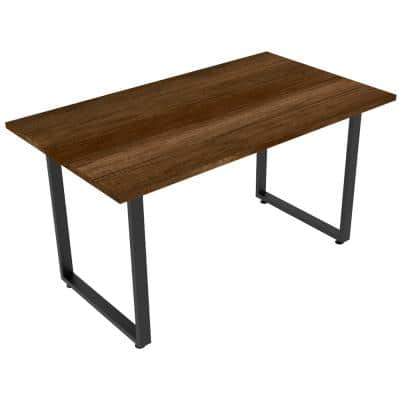 Emery Caramelo 60 in. Dining Table