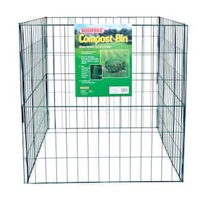 100 Gal. Steel Wire Compost Bin
