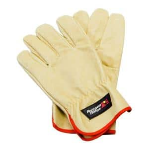 Leather Off-Road Recovery Gloves