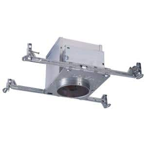 H995 4 in. Aluminum LED Recessed Lighting Housing for New Construction Ceiling, T24, Insulation Contact, Air-Tite