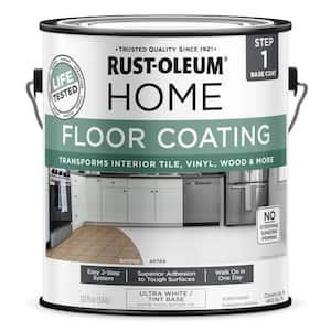 1 Gal. Ultra-White Interior Floor Base Coating