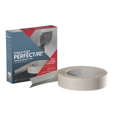 2-1/16 in. x 100 ft. Perfect-90 Flexible Paper Corner Trim