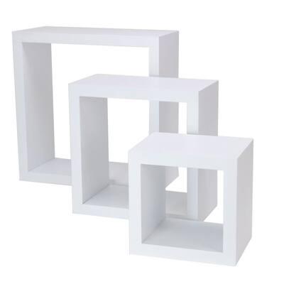 kieragrace Cubbi Floating Wall Shelves