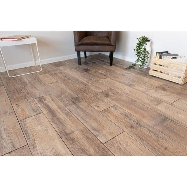 Home Decorators Collection Reedville, Wide Laminate Flooring