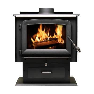 Wood Stoves Freestanding Stoves The Home Depot