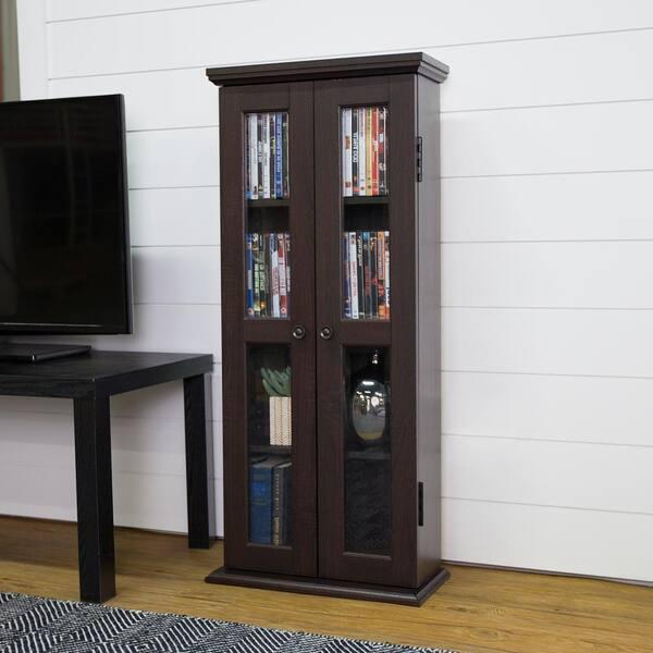 Walker Edison Furniture Company 41, Bookcase Cabinets Living Room