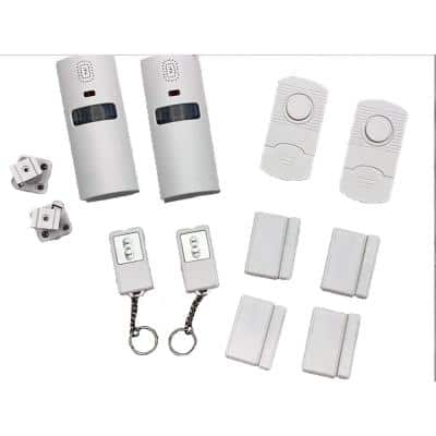 Wireless Home Protection Alarm System