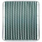 Casa Verde 8 ft. Green Fence Slat