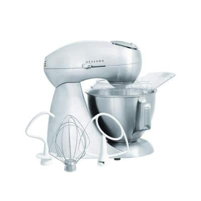 Eclectrics 4.5 qt. 12-Speed Stainless Steel Stand Mixer
