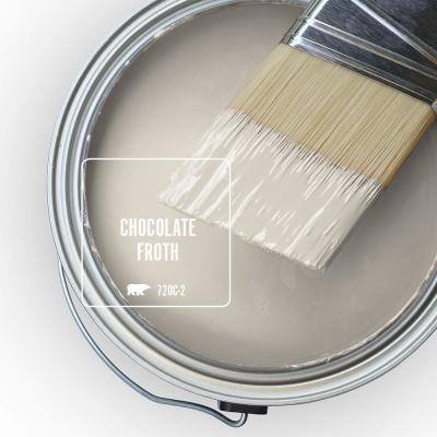 720C-2 Chocolate Froth Paint