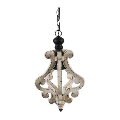 Harper One-Light Chandelier, Small