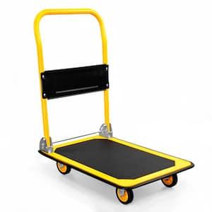 Foldable Push Cart Dolly