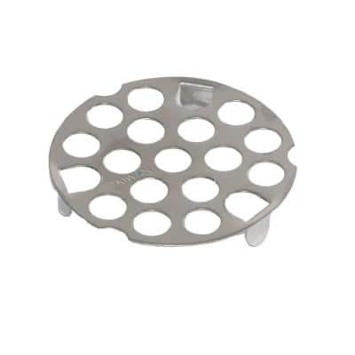1-7/8 in. Snap-In Strainer, Chrome (10-Pack)